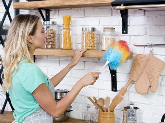 Otthoni takarítás