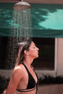 Letní sprcha