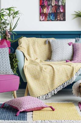 Pături colorate